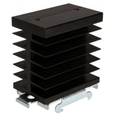 ghfcffdghrdshdfh New Aluminum Heat Sink for Solid State Relay SSR Small Type Heat Dissipation