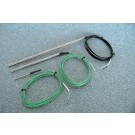 6mm J-Type Thermocouple (100mm long)