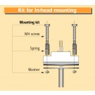 INOR In-Head Transmitter Mounting Kit