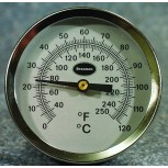 PIPE THERMOMETER RANGE -40/40C