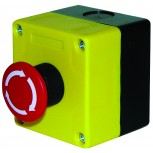 EMERGENCY STOP CONTROL ENCLOSURE, IP65