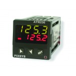 Pixsys ATR236 PID temperature controller 48 x 48mm control & alarm functions, soft-start, multi-voltage power suppply