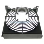 2 PIECE CLIP IN PLASTIC FAN SHROUD
