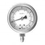 Bourdon Refrigeration Gauge for Ammonia