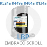 Embraco Scroll Compressor - LBP