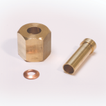 Brass Euro Flare Fittings