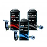 Superseal Advanced 1.5 to 5 Ton (5 - 17kW)