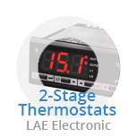 LAE Digital 2 Stage Thermostat