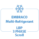 Embraco Scroll - LBP - Compressors