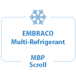 Embraco Scroll- MBP - Compressors