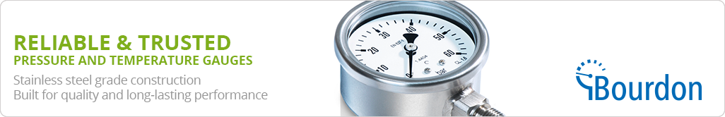 Bourdon - Pressure Gauges - Hawco