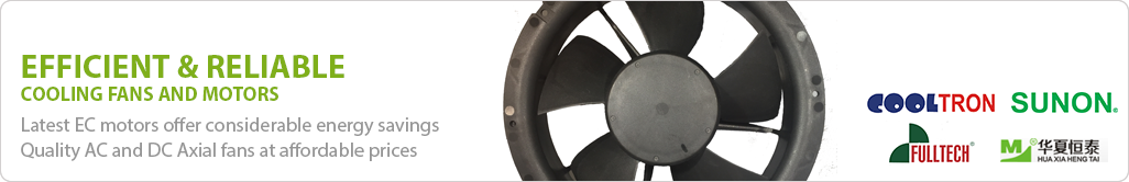 Axial Fans and Motors
