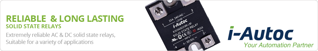Kudom Solid State Relays - SSR - Hawco
