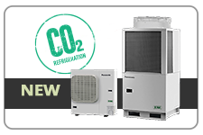 CO2 (R744) Condensing Units | Hawco