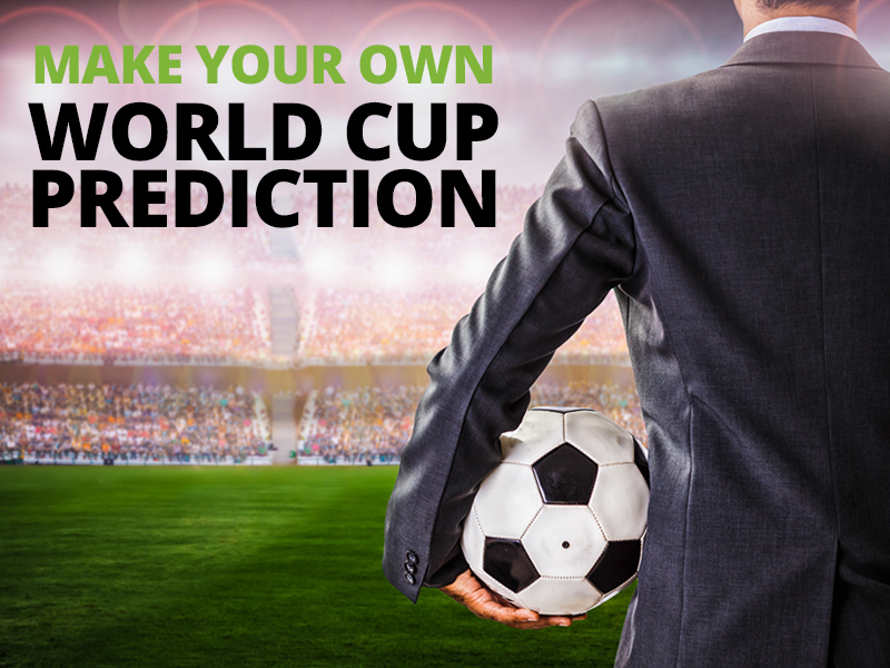 Can You Beat the Odds And Predict the Outcome of the World Cup?