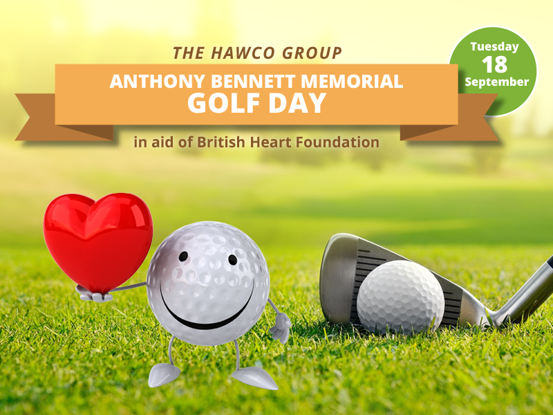 Join Us for a Great Day of Golf - and Raise Funds for BHF